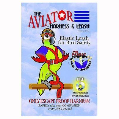 Aviator Parrot Harness